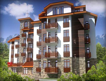 Apartments for sale in Ski resort!