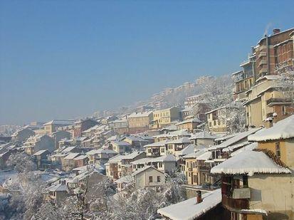Snow view!