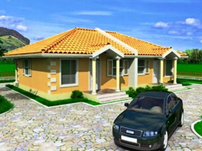 Off plan house in bulgaria for sale