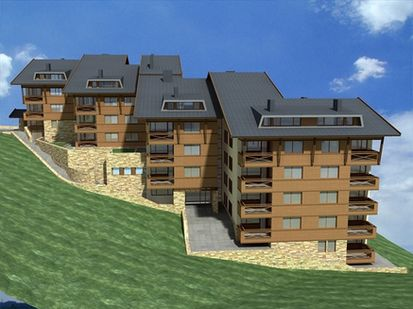 apartments in Pamporovo, bulgaria