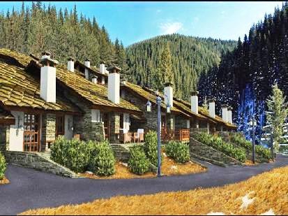 ski properties bulgaria