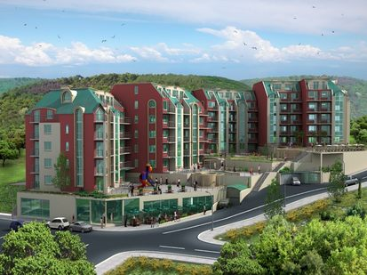 Seaside apartments for sale