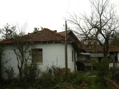 A small bulgarian house for sale