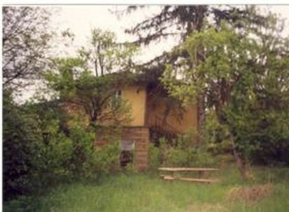 A rural house for sale