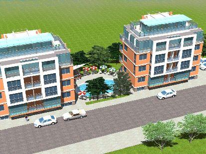 Bulgarian apartments