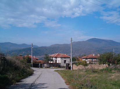 House for sale - view