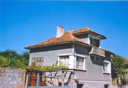 A house in Vratza region