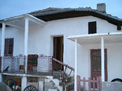 Bulgarian house near the beach