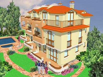 Villa Boryana