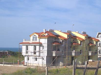 Villas for sale in Sozopol sea resort