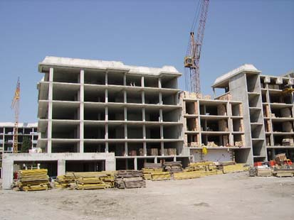 Site Progress - Festa Apartments