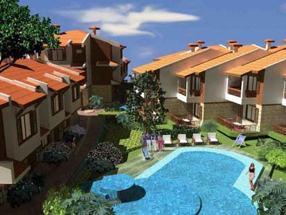 Apartments and villas for sale in Sunny Beach