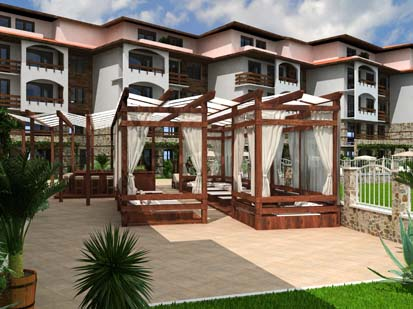 Apartments for sale in Elenite Holiday Village