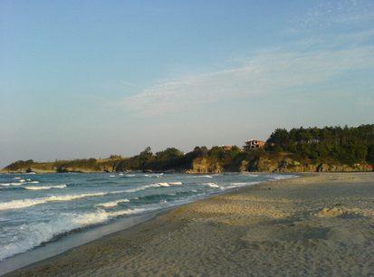 The Beach in Kiten