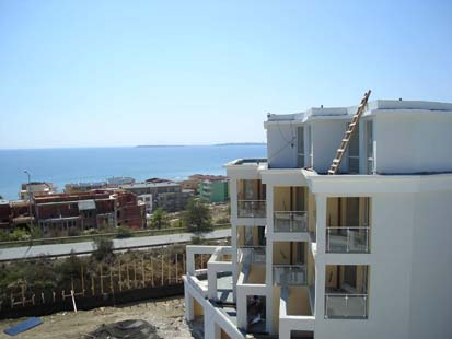 Apartments for sale in Ivet Complex
