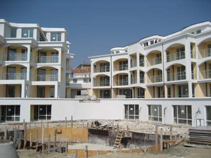 Apartments for sale on the Black Sea coast