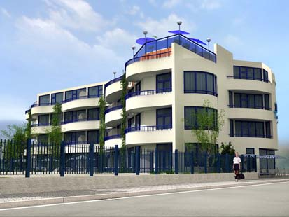 Apartments for sale in Blue Marine