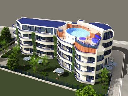 Apartments for sale in Ravda sea resort