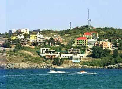 Seafront aparments in Sozopol