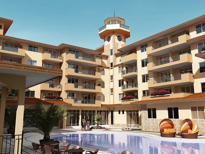 Rola apartments in Pomorie