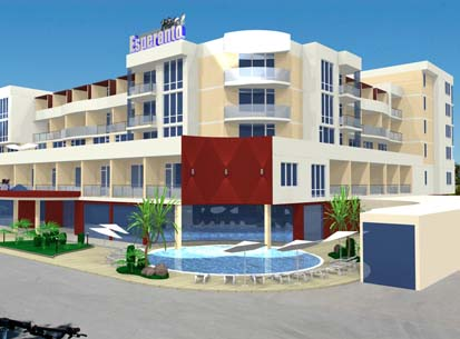 Apartments for sale in Sunny Beach resort