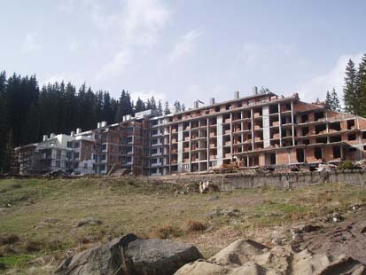 Apartments for sale in Neviastata complex