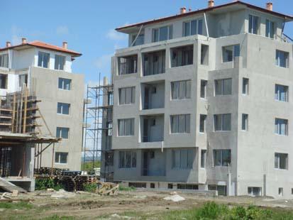 New apartment complex